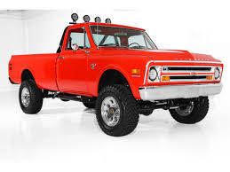 100 1968 Chevy Trucks For Sale Chevrolet Pickup For ClassicCarscom CC1094425