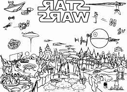 Dessin A Colorier Star Wars Gratuit Élégant Dessin Imprimer Star