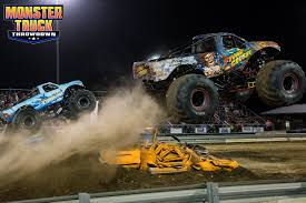 Results: GALOT Motorsports Park | Monster Truck Throwdown 2017
