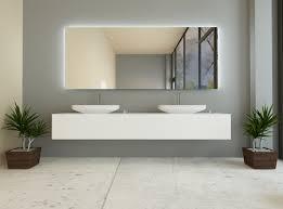 badspiegel mit beleuchtung nach maß hinterleuchtet