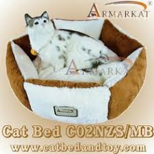 Armarkat Cat Bed by Design Style Oval Shaped Cave Type Bed Ideal Usage Cats