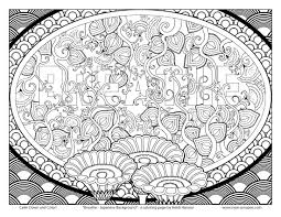 Relaxation Coloring Pages Best Picture