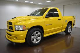 100 Rumble Bee Truck 2004 Dodge Ram 1500 Classic Car Liquidators In Sherman TX