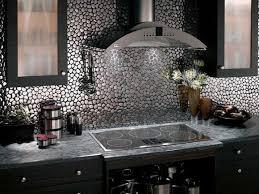 Metal Tiles Backsplash Image tile idea metal tiles peel and stick