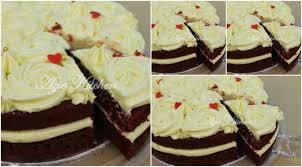 kek velvet by azie kitchen