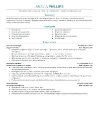 Restaurant Assistant General Manager Resume Sample Hotel For A Server Resumes Unforgettable Resu