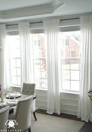 Kelley Nan The Favorite White Budget Friendly Curtains