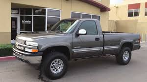 100 2000 Chevy Truck For Sale FOR SALE 2500 4x4 Single Cab Pro Comp Lift Livermore