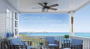 Hunter Ceiling Fan Grinding Noise by The Difference Between Indoor U0026 Outdoor Ceiling Fans Del Mar