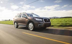 2019 Subaru Ascent First Drive: Subaru's Big Deal | Review | Car And ... 2017 Subaru Outback A Monument To Success New On Wheels Groovecar 2006 Legacy Gt Wagon Crash Hyundai Considering Production Version Of Santa Cruz Truck Concept 2015 Review Autonxt Pin By Patrick Beemstboer Subi Life Pinterest Jdm Sambar Cars For Sale In Myanmar Found 96 Carsdb Impreza Wrx Sti Type Ra 555 Club Cr Subielove Xt Waghoons Outback Featured Chevrolet And Vehicles At Huebners Tug War Wrx Sti Vs Truck Biser3a Trucks Chilson Wilcox Lawrenceville Good Prices Dodge Turbo Traction 1984 Brat