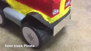 Semi Truck Pinata 2 Birthday Pinata - YouTube Cheap Man Monster Truck Find Deals On Line At Caterpillar Tonka Piata Trucks Cstruction Party Haba Sand Play Dump Wonderful And Wild Huge Surprise Toys Pinata For Boys Tinys Toy Truck Birthday Party Ideas Make A Bubble Station Crafty Texas Girls Birthday Digger Pinata Ss Creations Pinatas Diy Decorations Budget Wrecking Ball Banner Express Outlet Candy Collegiate Items Jewelry Ideas Purpose Little People Walmartcom Stay Homeista How To Make Pullstring