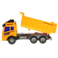 100 Kids Dump Truck KidPlay Products Friction Powered Construction