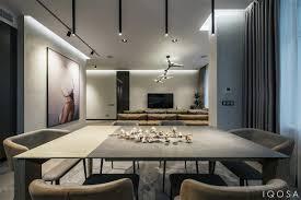 100 Interior Design Of Apartments IQOSA Designed A Dark And Modern Interior Design For This Apartment