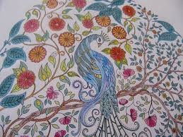 Enchanted Forest Coloring Book Uk July 2015 S Services Blog