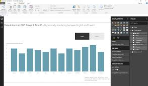 100 Axis Design Group GOC Power BI Tips 5 Dynamically Changing Axis Text