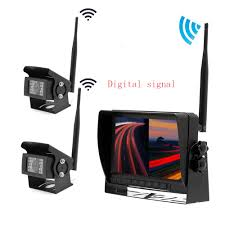 Podofo Wireless Reversing Monitor 7 Inch Digital Screen Waterproof ... Finally A Totally Wireless Portable Backup Camera System Garagespot Accfly Rc 12v24v Rear View And Monitor Kit Echomaster Color Black Back Up Installation Chevrolet Silverado Youtube Car Backup Camera Color Monitor Rv Truck Trailer 2018 Vehicle 2 X 18 Led Parking Reverse Hain 7 Inch Bus Big Inch Car Hd Wireless Waterproof Tft Lcd Amazoncom Yuwei Ywcm065tx With Night Heavy Duty Sysmwaterproof Yada Bt54860 Digital Review Guide