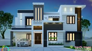 100 Contemporary Home Designs 4 Bedroom 2555 Sqft Contemporary Home Design Kerala Home
