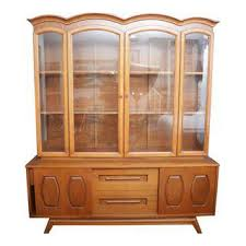 Mid South Cabinets Richmond Va by Vintage U0026 Used China And Display Cabinets Chairish