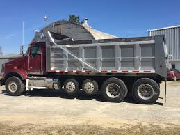 18.5 Ft Aluminum Dump Body - Warren Truck And Trailer, LLC