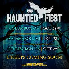 Great America Halloween Haunt Hours 2015 by Haunted Fest 2017 October 27 2017 U2013 Columbus Oh