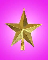 Christmas Tree Topper Xmas Top Star Arts Crafts
