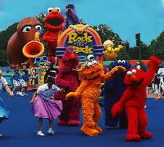 Sesame Place Halloween Parade by Sesame Place Information And Review