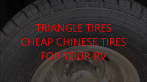 TRIANGLE TIRES CHEAP CHINESE TIRES FOR YOUR RV - YouTube China Truck Tire Factory Heavy Duty Tyres Prices 31580r225 Affordable Retread Tires Car Rv Recappers Amazon Best Sellers Commercial Goodyear Resource Boar Wheel Buy Heavyduty Trailer Wheels Online Farm Ranch 10 In No Flat 4packfr1030 The Home Depot Used Semi For Sale Flatfree Hand Dolly Northern Tool Equipment Michelin Drive Virgin 16 Ply Semi Truck Tires Drives Trailer Steers Uncle Amazoncom 4tires 11r225 Road Warrior New Drive Brand