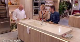 cuisine de julie andrieu les carnets de julie avec thierry marx la cuisine végétarienne