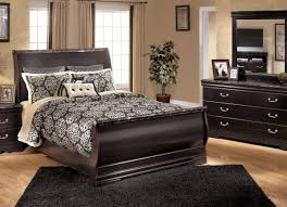 North Shore Sleigh Bedroom Set by Mattress Sale Path Included Ashley Furniture Mattress Sale