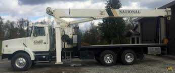 100 Truck Volvo For Sale National Series 1100 1195 Boom Crane On Chassis