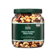 planters deluxe mixed nuts Tar