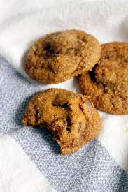 Spicy Ginger Date Cookies Aka The BEST COOKIES IN THE WORLD