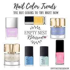 Nail Polish For Summer 2018 Hession Hairdressing