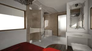 2014 Marchi Mobile Elemment Palazzo Rv Motorhome Bath