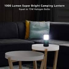 le led cingle tragber superhell 4400mah batteriebetrieben suchscheinwerfer mit bügel haken 4 helligkeiten dimmbar notfallleuchte für