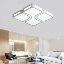 everflower max 24w modern led flush mount ceiling light for living
