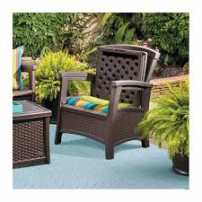 Suncast Resin Patio Furniture by Suncast 5 Piece Resin Patio Conversation Set Bmset5500w From