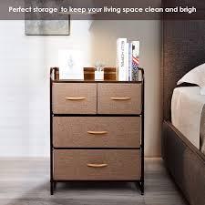 eingangsbereich wohnzimmer beige küche amzdeal kommode aus