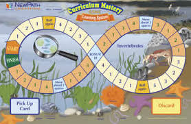 Curriculum Mastery Games Science