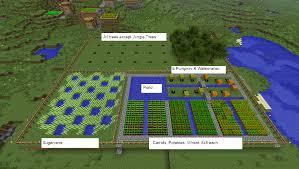 Minecraft Pumpkin Seeds Wont Plant by My Efficient Farm Minecraft