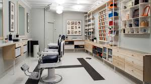 7 destinations giving the traditional barber shop and hair salon a