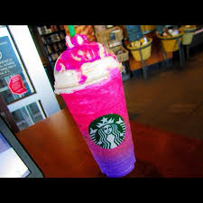 STARBUCKS PINK AND PURPLE DRINK On The Hunt