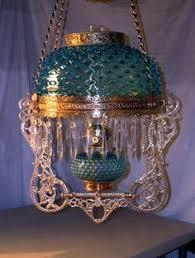 Hanging Oil Lamps Ebay by Antique Victorian Style Kerosene Oil Floor Lamp Brass John