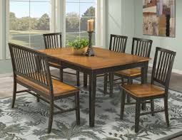 Intercon Furniture Arlington 6-Piece Dining Table Set In Black And Java Arlington End Table Ding Transitional Counter Height With Storage Cabinet By Fniture Of America At Rooms For Less Drop Leaf 2 Side Chairs Patio Ellington Single Pedestal 4 Intercon Black Java 18 Inch Gathering Slat Back Bar Stools Dinette Depot 6 Piece Trestle Set Bench Liberty Pilgrim City Rifes Home Store Northern Virginia Alexandria Fairfax
