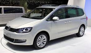 Volkswagen Sharan –