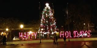 Christmas Tree Shop Freehold Nj by Lakewood Removes Menorah From Public Holiday Display