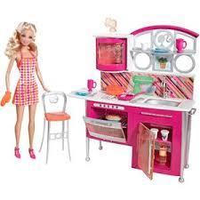 BarbieStovetoptoTabletopKitchenFurnitureandDollPlaySet
