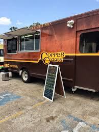 Houston Food Truck Reviews Copper Chefs Beef Burgundy And Mushroom ...