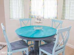This Chalk Paint Table Makeover Came Out Even Better Than I Imagined If Knew Was Easy To Use Would Have Painted Kitchen