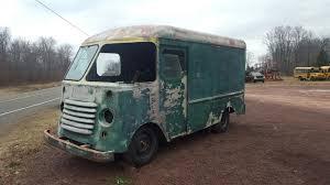 1950's Vintage Grumman Aluminum Body Step Van | Vintage Step Vans ...